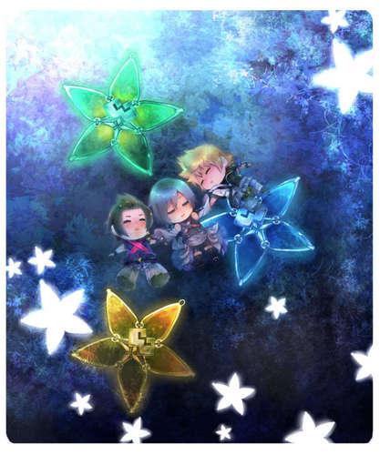 Kingdom Hearts Birth bởi Sleep