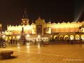 Krakow by night, Poland