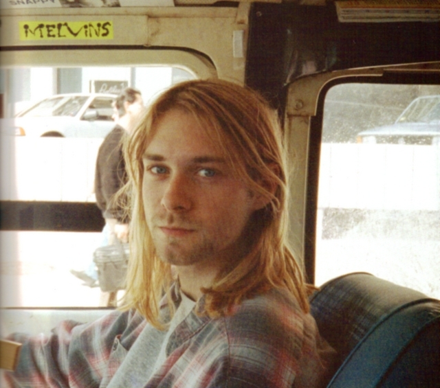 Curt Cobain - Gallery Colection