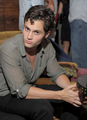 Lacoste L!VE At The Rose Bar At Gramercy Park Hotel - September 8, 2010 - penn-badgley photo