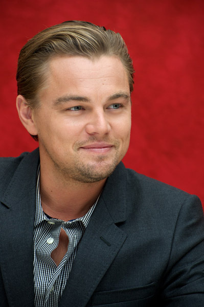 "Leonardo DiCaprio || ""Inception"" Press Conference 2010 - dom-and-ariadne photo"