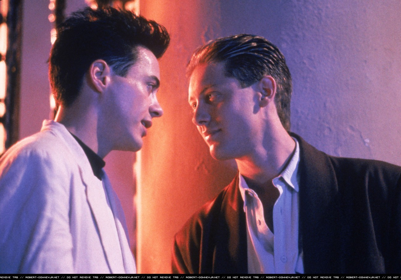 Robert Downey Jr Images Less Than Zero Hd Wallpaper And Background