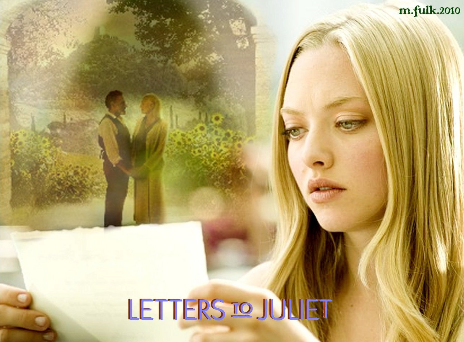 Letters To Juliet images Letters to Juliet 2010 HD wallpaper and ...