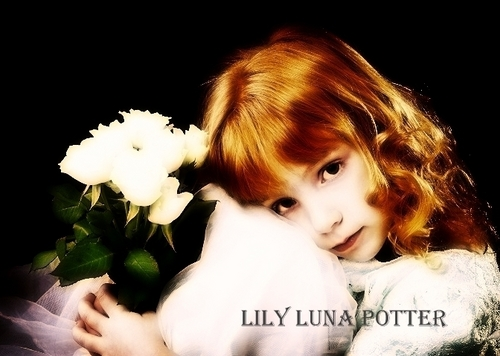 Lily Luna Potter!