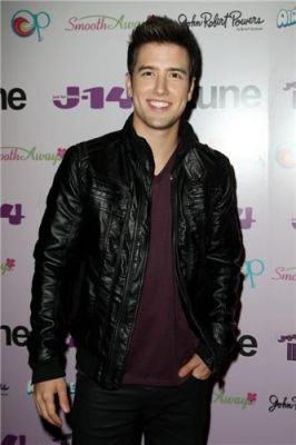 Logan @ J-14s In Tunes Rocks Party