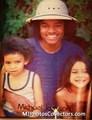 MJ and Kids - michael-jackson photo