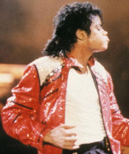 MJ face.