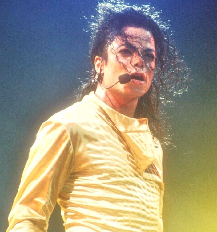 MJ very close.