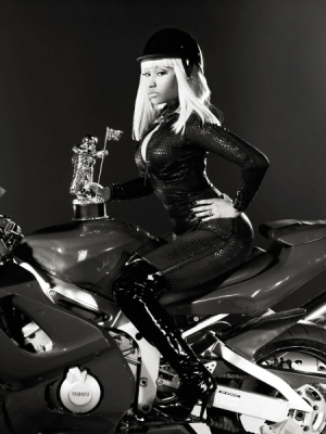 MTV VMA Promo Shoot - Nicki Minaj 300x400