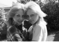 Marie & Cherie Currie - 1977