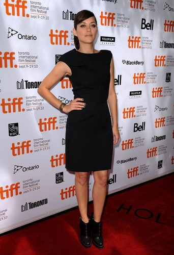 Marion @ 35th Toronto International Film Festival