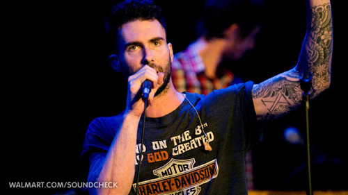 Maroon 5 on Soundcheck