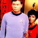 McCoy/Uhura - star-trek-couples icon