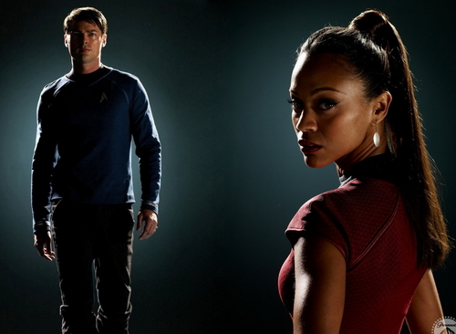 McCoy/Uhura - star-trek-couples Fan Art