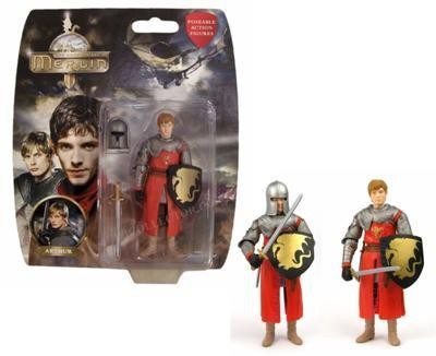 Merlin Figurines!