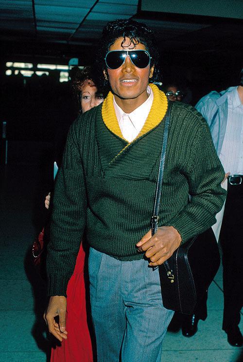 Michael Thriller era