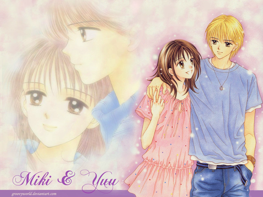 No Love Boy Wallpaper : marmalade boy images Miki and Yuu HD wallpaper and ...