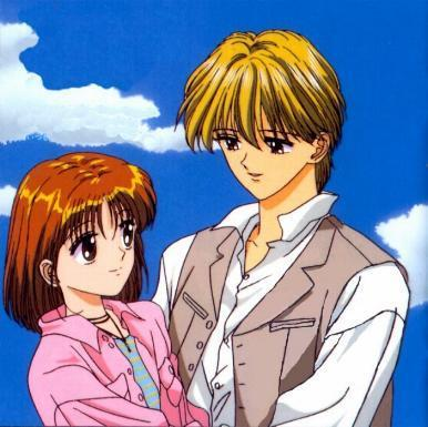 Miki and Yuu