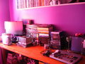 My new room <3 merah jambu & Purple = EPIC