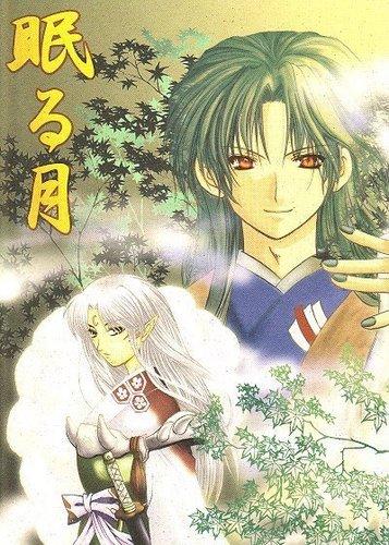 Naraku and Sesshomaru fond d'écran containing animé called N S Doujinshi Cover