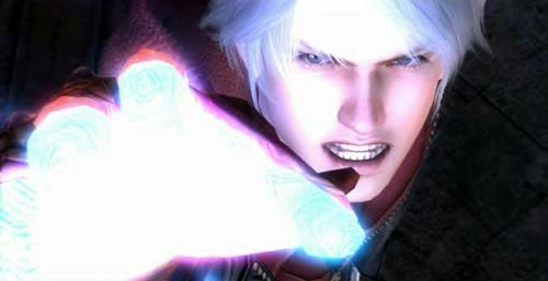 Devil may cry 4 nero hd and background 15414982 devil may cry 4 probably containing a portrait titled nero voltagebd Choice Image