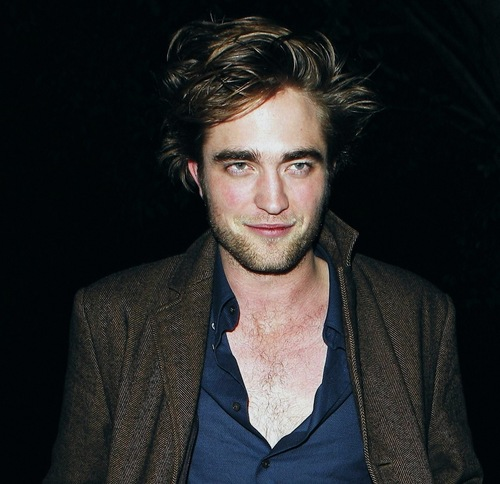 New/Old Robert Pattinson pics