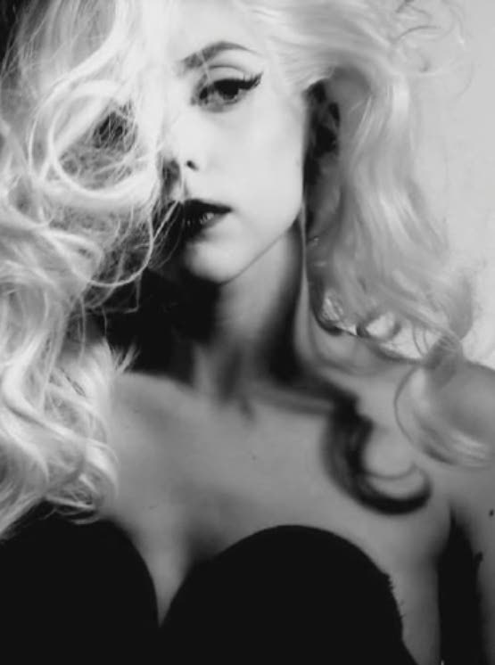 Nick Knight Photoshoot - lady-gaga