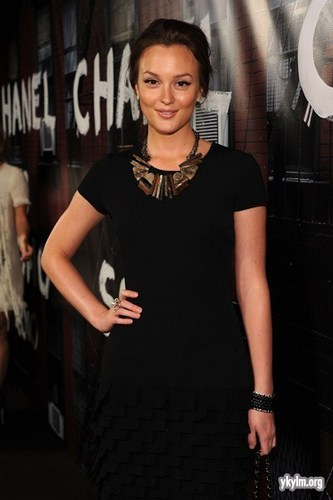 Opening party for the Chanel Soho store in NY - gossip-girl-off-set Photo