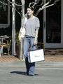 Paget doing some shopping in L.A.