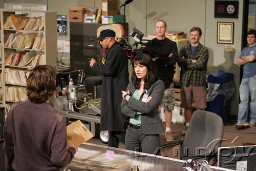 Paget on the CM set