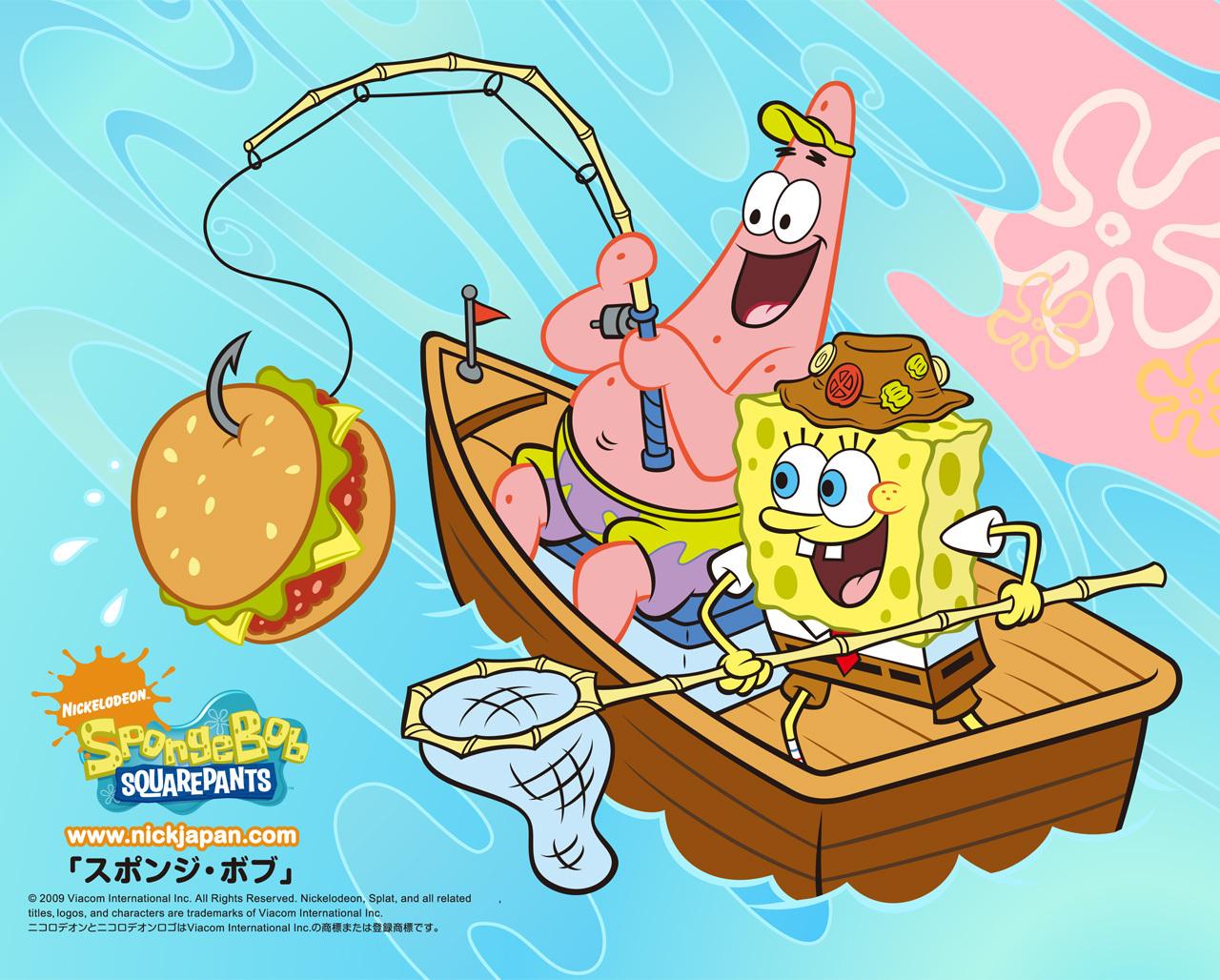 Spongebob Squarepants images Patty Catch HD wallpaper and