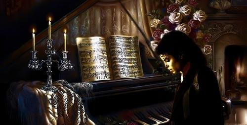 钢琴 Man