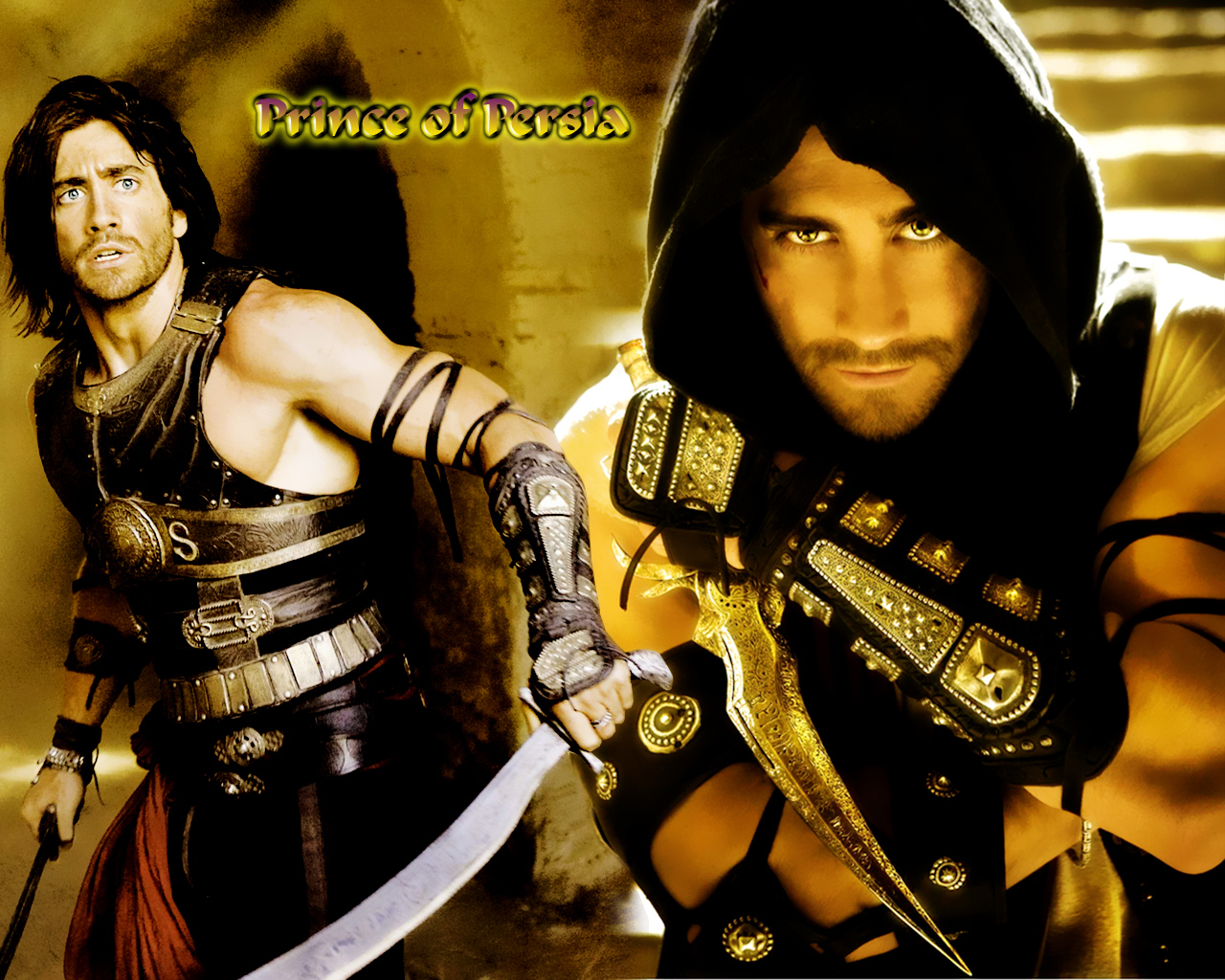 Prince Dastan Prince Of Persia The Sands Of Time Wallpaper
