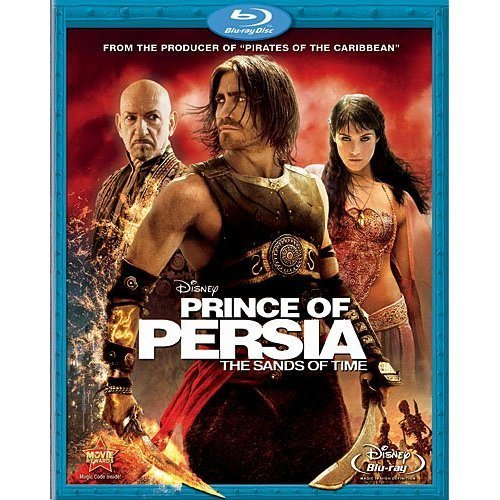 Prince of Persia: The Sands of Time Blu-ray :)