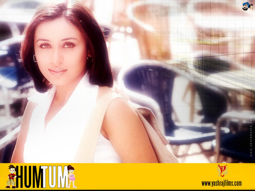 rani mukherjee wallpaper with a portrait titled Rani Mukherjee