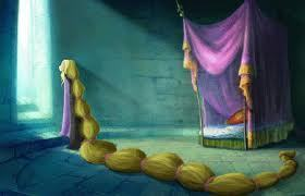 Tangled achtergrond called Rapunzel :)