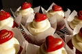 Red-Velvet-Cupcakes-with-Chocolate-Hearts - red-velvet-cupcakes photo