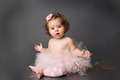 Renesmee in a tutu Esme made me