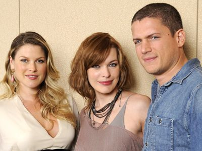 Resident Evil Afterlife Photocall