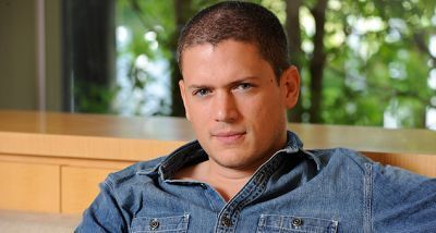 Wentworth Miller Hintergrund probably with a portrait called Resident Evil Afterlife Photocall