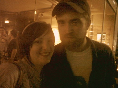 Robert Pattinson - Houston (09.08)