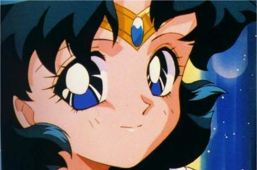 Sailor Mercury wallpaper titled Sailor Mercury