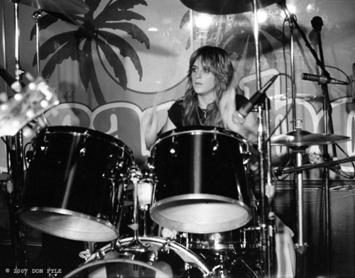 Sandy West of The Runaways