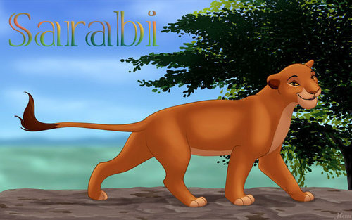 the lion king wallpaper called Sarabi