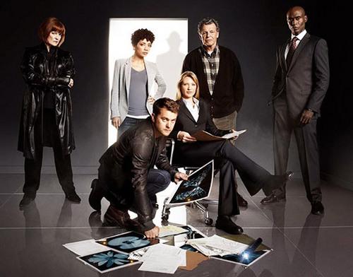Season 3 - Cast Promotional photo