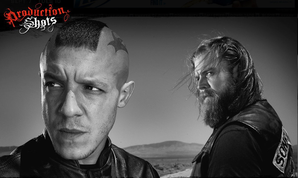 Juice Sons of Anarchy Cast