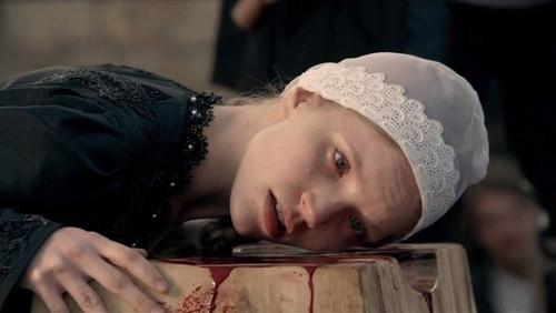 The Tudors fond d'écran possibly with a bonnet entitled Season 4 screencaps