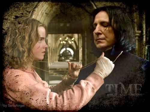 Severue & Hermione .:Time:.