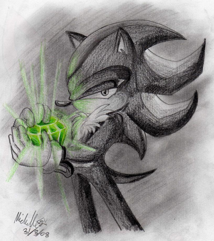Shadow's smaragd, emerald