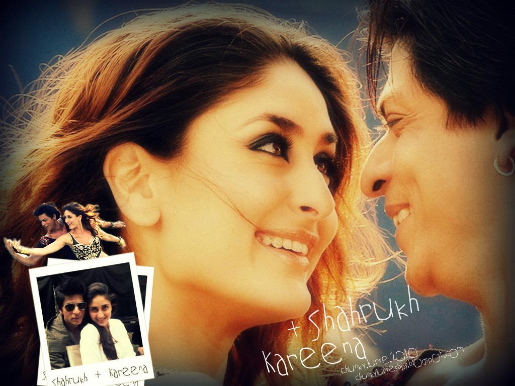 Shahrukh + Kareena